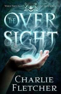 The Oversight, cover